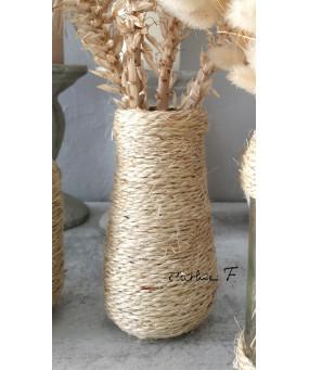 Vase corde BOMBY